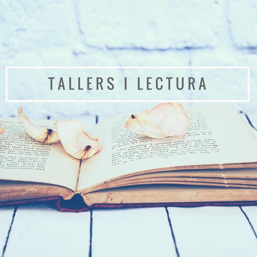 Parlo de tallers d'escriptura i lectura