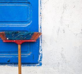 pintura blava