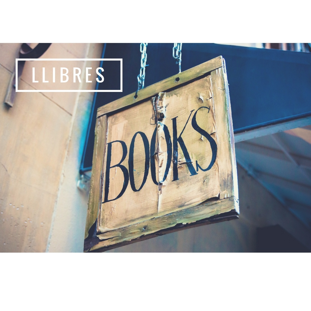 Parlo de llibres